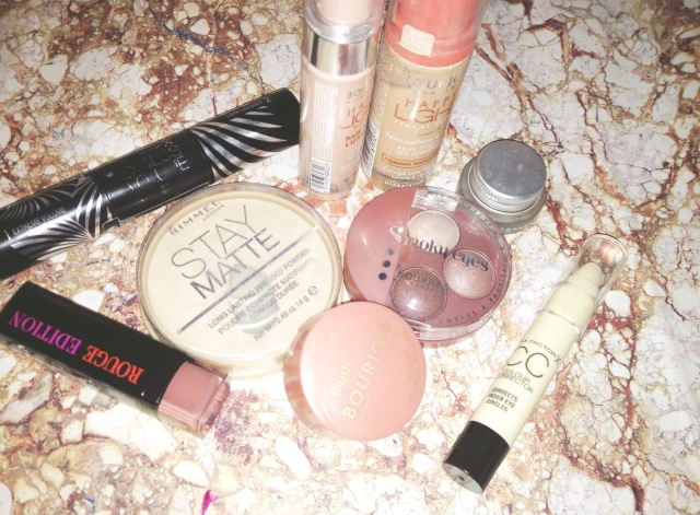 makeup, beauty, cosmetics, bourgeois, maxfactor, maybelline