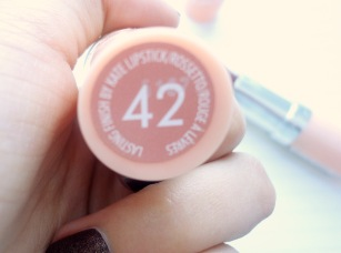rimmel kate nude 42