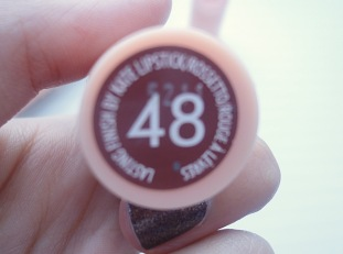 rimmel kate nude 48